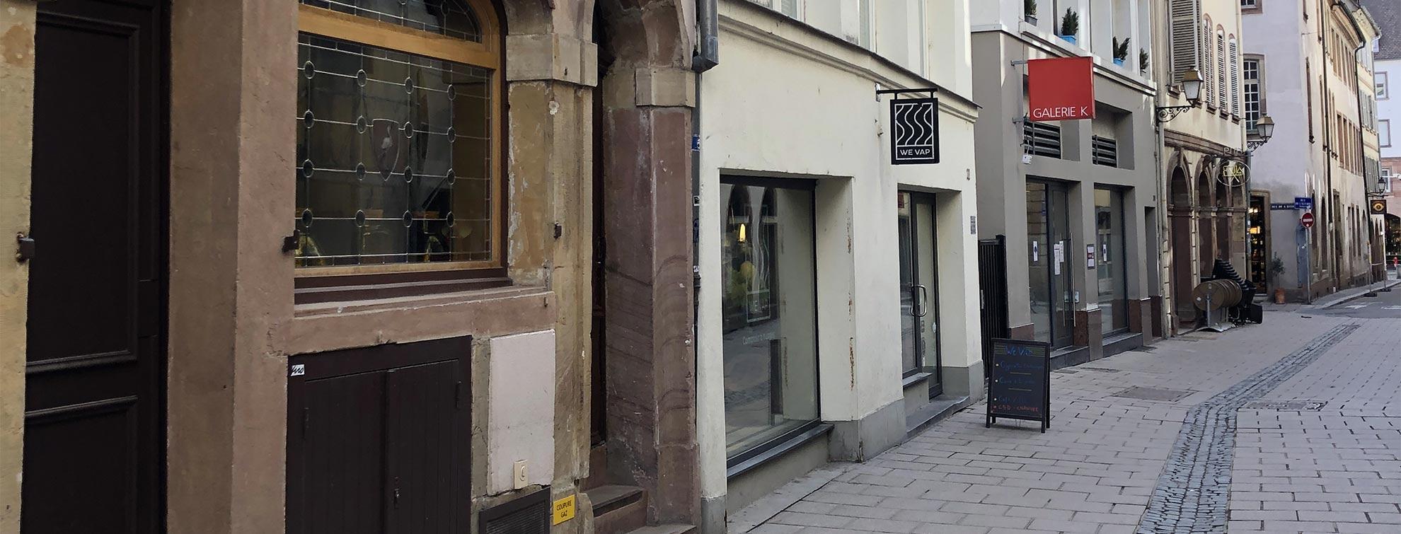Rue de l'Ail